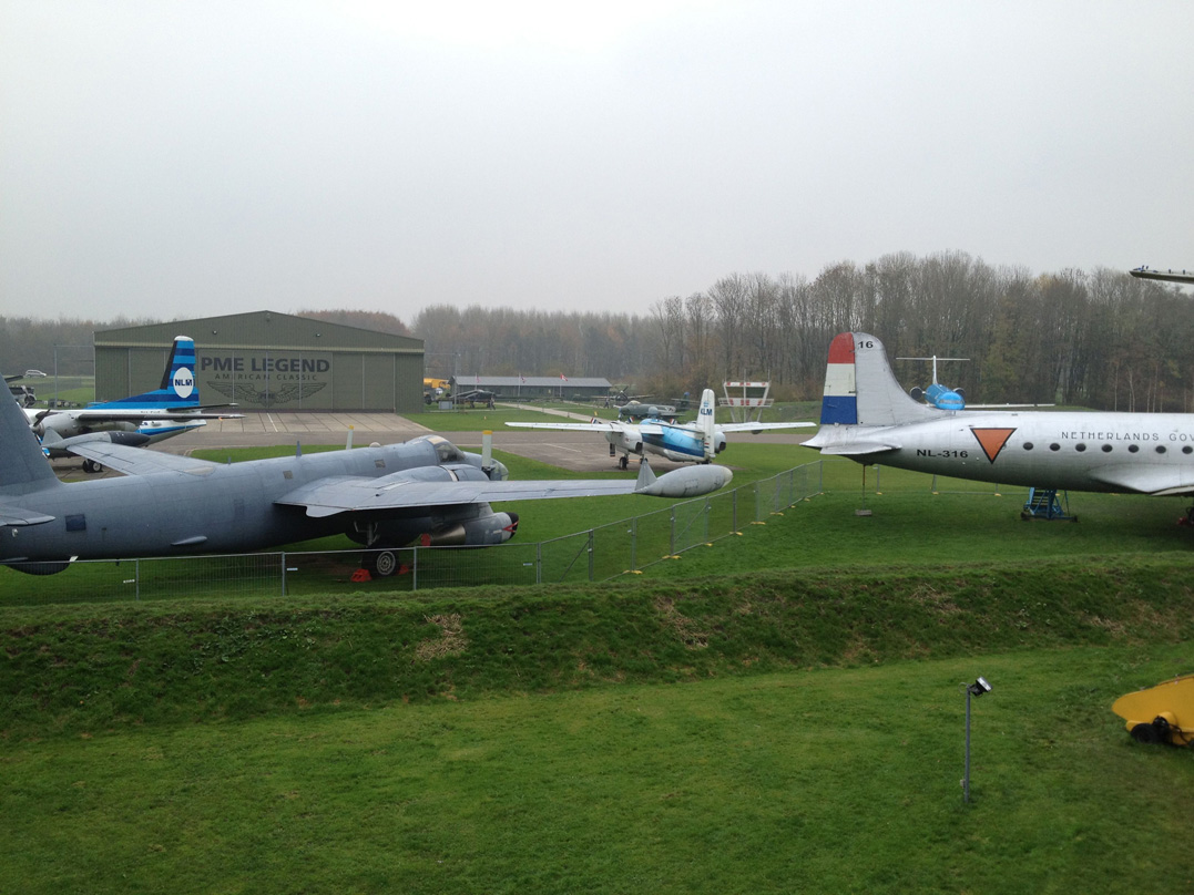 Aircraft on Display